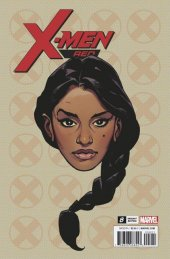 X-Men: Red #8 Travis Charest Variant Edition