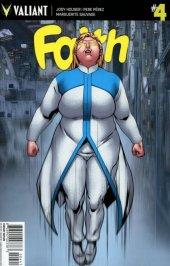 Faith #4 Cover D Khari Evans