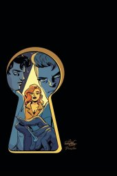 Nancy Drew And The Hardy Boys: The Big Lie #3 Cover E 1:30 Charretier Virgin