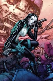 X-Force #1 Kael Ngu Variant B