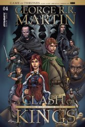 A Game of Thrones: Clash of Kings #4 Cover B Rubi