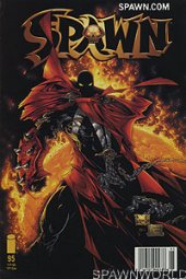 Spawn #95 Newsstand Edition