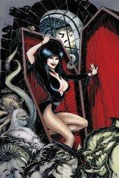 Elvira: Mistress of the Dark #12 Cover G 1:25 Mandrake Virgin