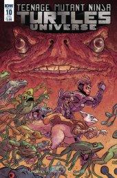 Teenage Mutant Ninja Turtles: Universe #10 Subscription Variant