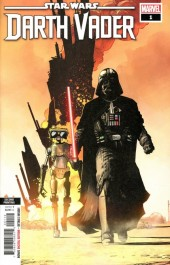 Star Wars: Darth Vader #1 2nd Printing