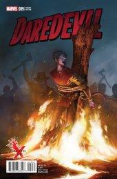 Daredevil #9 Rahzzah Death of X Variant