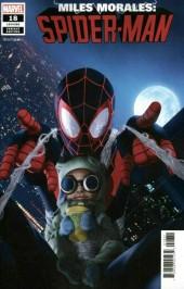 Miles Morales: Spider-Man #18 Rahzzah Baby Morales Variant