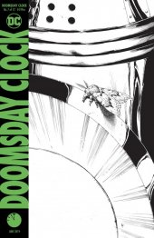 Doomsday Clock #7 Final Printing