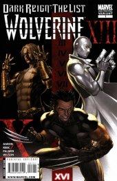 Dark Reign: The List - Wolverine #1 2nd Printing