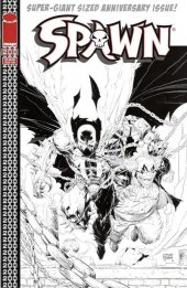 Spawn #200 Cover H - Lee 1:25 Variant
