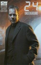 24: Underground #1 Subscription Photo Variant