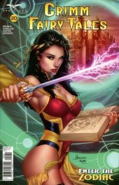 Grimm Fairy Tales #20 Cover C Anacleto