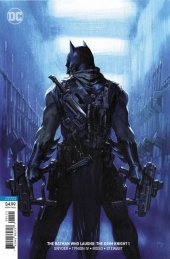 The Batman Who Laughs: The Grim Knight #1 Variant Edition