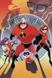 Disney Pixar Incredibles 2: Slow Burn #1 Cover B