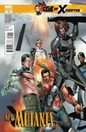New Mutants #22 Variant Edition