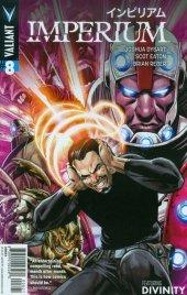 Imperium #8 Cover B Eaton