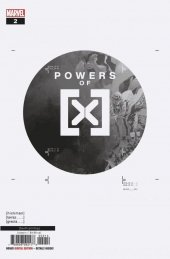 Powers of X #2 4th Printing