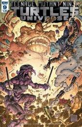 Teenage Mutant Ninja Turtles: Universe #9 Original Cover