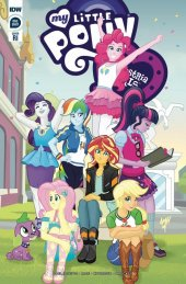My Little Pony Equestria Girls: Canterlot High - March Radness #1 1:10 Incentive Variant