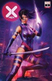 X-Men #3 Shannon Maer Variant A