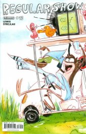 Regular Show #13 Andy Hirsch Connecting Variant