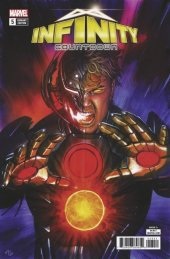 Infinity Countdown #5 Ultron Holds Infinity (Granov) Variant