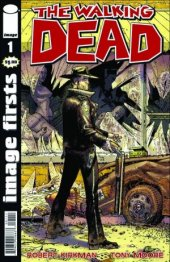 The Walking Dead #1 2014 Image Firsts Edition