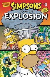 Simpsons Comics Explosion #4