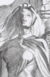 Giant-Size X-Men: Storm #1 1:100 Alex Ross Timeless Virgin Sketch Variant