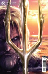 Aquaman #63 Variant Cover