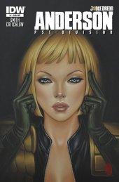 Judge Dredd: Anderson, Psi Division #1 Subscription Variant