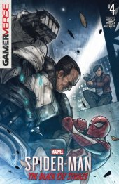 Marvel's Spider-Man: The Black Cat Strikes #4