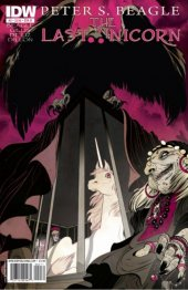 The Last Unicorn #2 Cover B