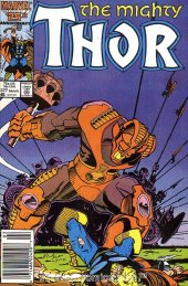 The Mighty Thor #377 Newsstand Edition