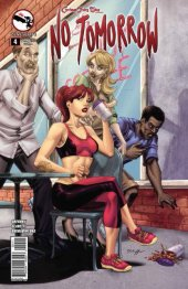 Grimm Fairy Tales Presents No Tomorrow #4
