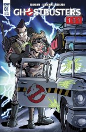 Ghostbusters 101 #1 Subscription Variant B