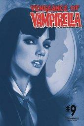 Vengeance of Vampirella #9 1:40 Oliver Tint Cover