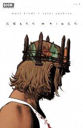 Grass Kings #5 Foc Incv Smallwood Variant
