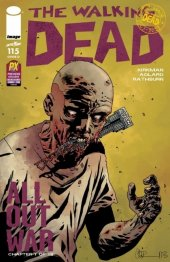 The Walking Dead #115 Cover O