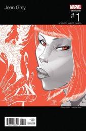 Jean Grey #1 Hip-Hop Variant