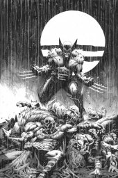 Wolverine #1 Kael Ngu Limited Edition Convention Variant Edition