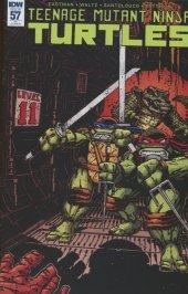 Teenage Mutant Ninja Turtles #57 Eastman Retailer Incentive Variant