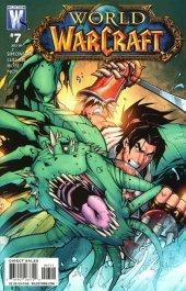 World of Warcraft #7 Variant Edition