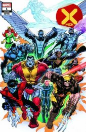 X-Men #1 Neal Adams Rhode Island Comic Con Variant