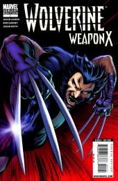 Wolverine: Weapon X #1 Davis Variant
