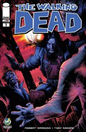 The Walking Dead #1 Wizard World Comic Con Chicago 2015 Variant