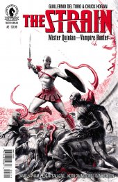 the strain: mister quinlan - vampire hunter #2