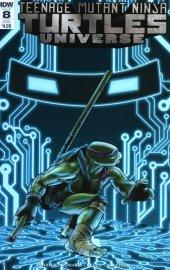 Teenage Mutant Ninja Turtles: Universe #8 Subscription Variant