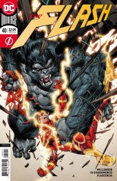 The Flash #40 Variant Edition