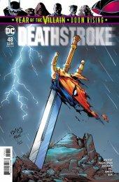 Deathstroke #48